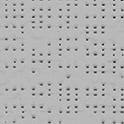 Toile store Serge Ferrari Soltis 92 - 2048 ALU/ALU - Gris