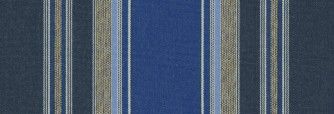 Toile store Sauleda - 8290 - Bleu foncé