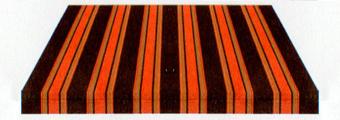 Toile store Giovanardi - BYR 8727 - Orange