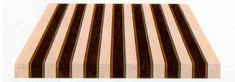 Toile store Giovanardi - BYR 8733 - Marron